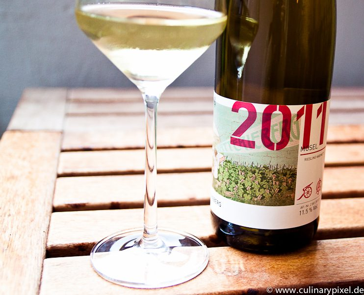 Riesling CAI 2011 Immich Batterieberg