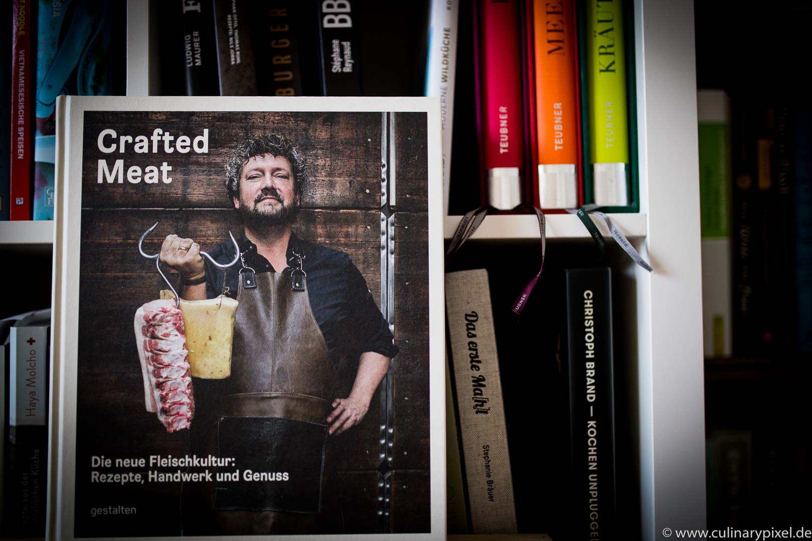 Crafted Meat Kochbuch