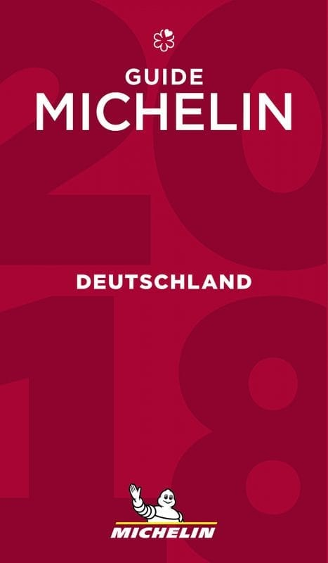 Guide Michelin Deutschland 2018