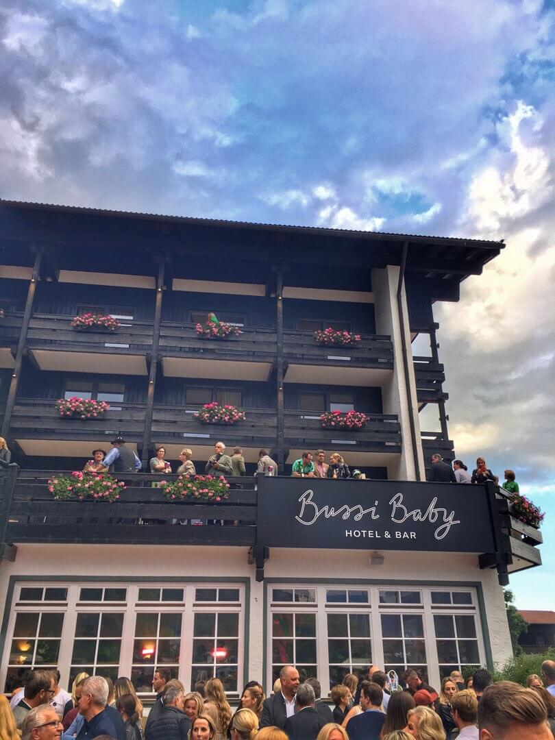 Hotel Bussi Baby Bad Wiessee