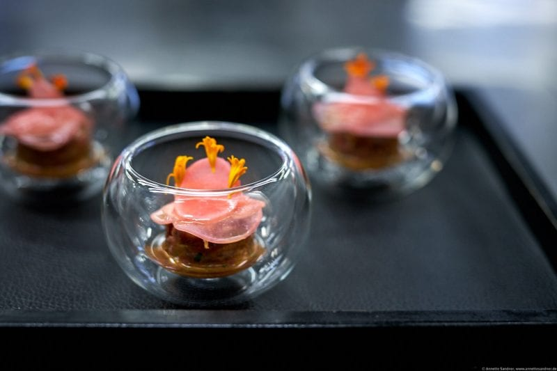Restaurant Goldberg, Fellbach - Amuse