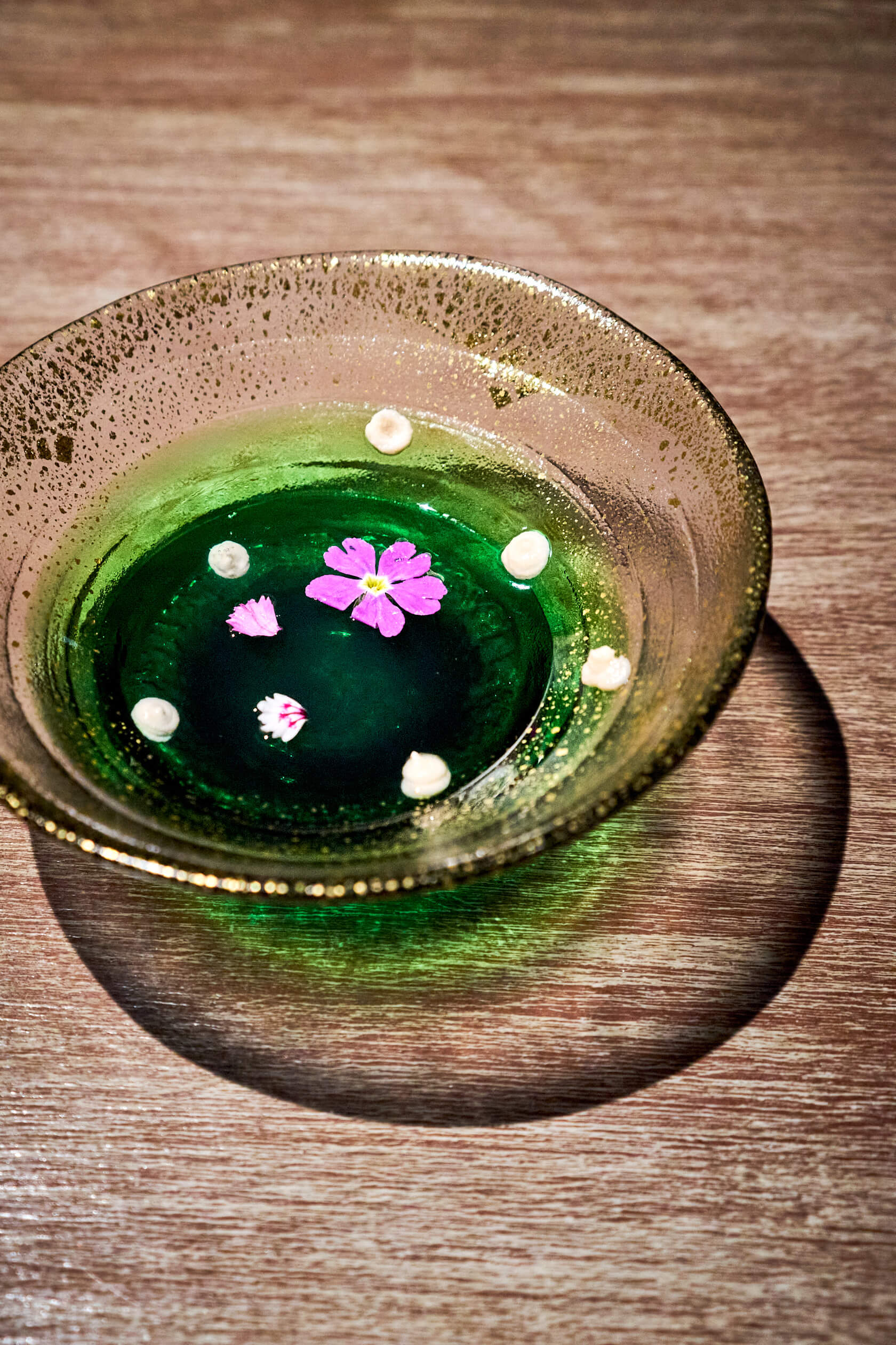 Summer Vegetables Winter Nuts Soup Gaggan Anand G's Spot