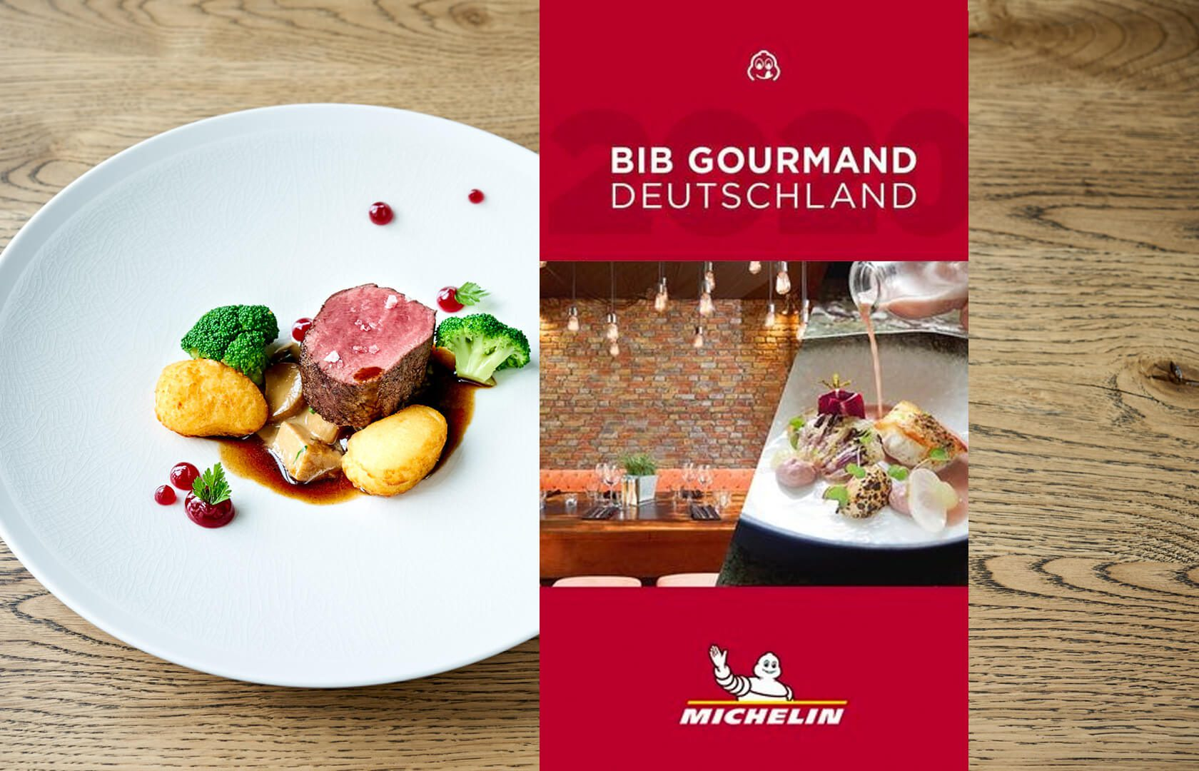 Michelin Bib Gourmand Deutschland 2020