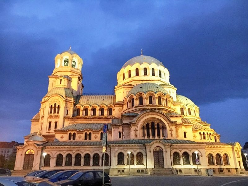 Sofia City Guide