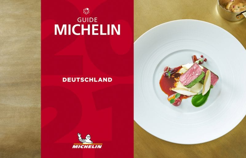 Guide Michelin Deutschland 2021